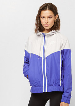 NIKE NSW Jacket persian violet/vast grey/sail