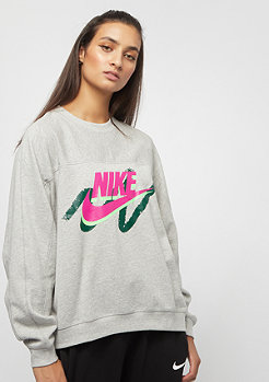 NIKE NSW Archiv Crew grey heather