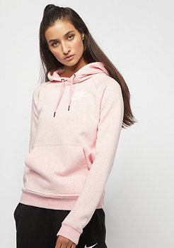 NIKE NSW Rally Hoodie storm pink/heather/storm pink