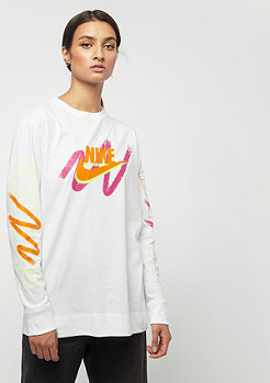 NIKE NSW Archiv Top white