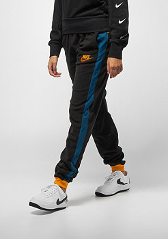 NIKE NSW Pant Polar black/blue force/orange peel