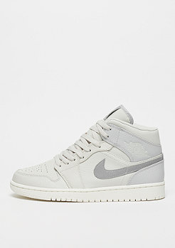 JORDAN Air Jordan 1 Mid light bone/grey fog/reflect silver/sail