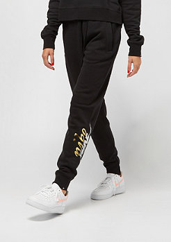 NIKE NSW Rally Pant Reg Metallic black
