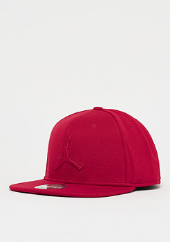 JORDAN Jumpman Snapback gym red/gym red