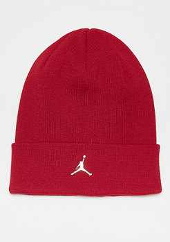JORDAN Beanie Cuffed gym red