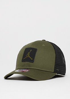 JORDAN Jumpman CLC99 Trucker olive canvas/black/olive canvas