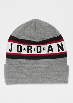 JORDAN Jordan Air Cuffed Beanie dark grey heather