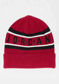 JORDAN Jordan Air Cuffed Beanie gym red