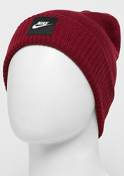 NIKE Beanie Futura team red/black