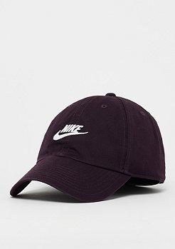 NIKE NSW H86 Futura Washed burgundy ash/burgundy ash/white