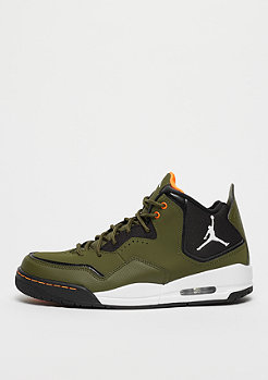 JORDAN Jordan Courtside 23 olive canvas/white/black/cone