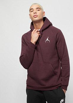 JORDAN Jumpman Fleece burgundy crush white