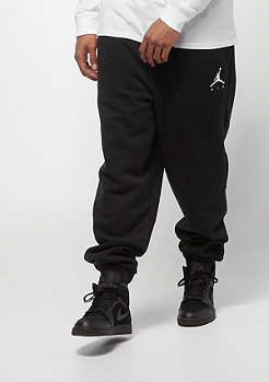 JORDAN Jumpman Fleece black white