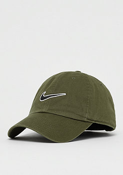 NIKE NK H86 Cap Essential Swsh olive canvas/black