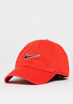 NIKE H86 Cap Essential Swshhabanero red/black