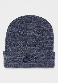 NIKE NSW Beanie Heather obsidian/obsidian