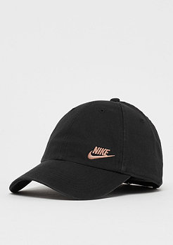 NIKE NSW H86 Cap Futura Classic black/rose gold