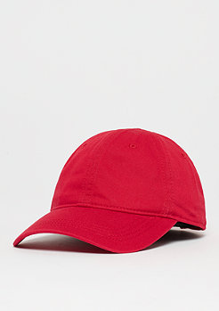 Lacoste Men Cap 240 red