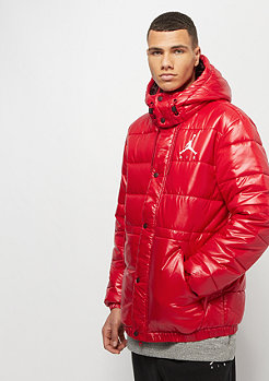 JORDAN Jumpman Puffer gym red burgundy crush white