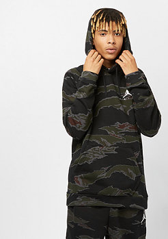 JORDAN Jumpman Fleece Camo black white