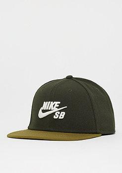 NIKE SB Pro Cap sequoia/olive flak/phantom