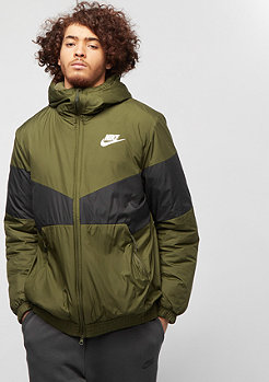 NIKE Syn Fill olive canvas/black/olive canvas/sail
