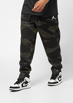 JORDAN Jumpman Fleece Camo Pant black white