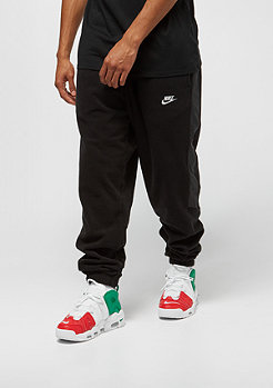 NIKE Core Fleece Pant black/black/white