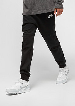 NIKE B NSW TCH FLC black/white