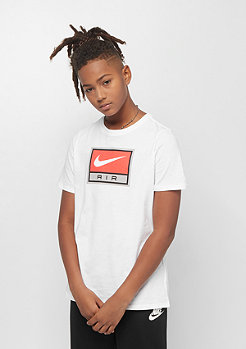 NIKE Junior SW TEE AIR white