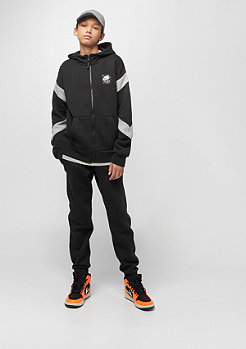 NIKE B NIKE AIR TRK SUIT black/dk grey heather/black