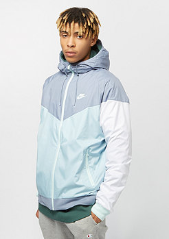 NIKE NSW WR Jacket ashen slate/ocean bliss/white