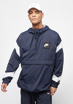 NIKE NSW Air Jacket HD Woven obsidian/white/obsidian