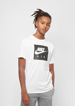 NIKE Junior B NSW TEE AIR LOGO white/black