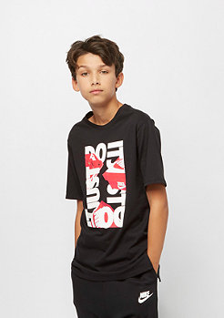 NIKE Junior B NSW TEE AIR LOGO black
