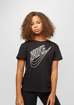 NIKE Junior SW FACETED FUTURA black