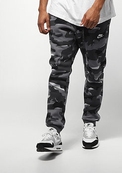 NIKE NSW Club Camo Jogger BB cool grey/anthracite/white