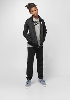 NIKE Junior SW TRACK SUIT POLY black/black/white
