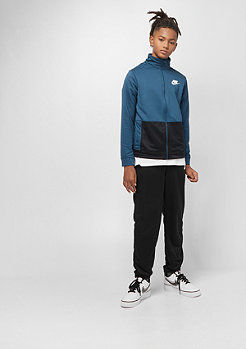 NIKE Junior NSW Tracksuit Poly blue force/black/white