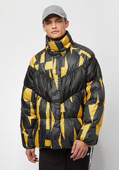 NIKE NSW Down Fill Jacket SNL yellow ochre/black/black