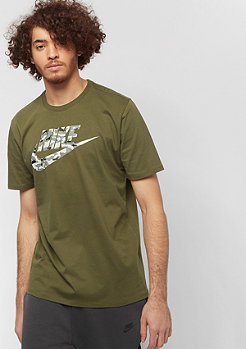 NIKE NSW Camo Pack 2 olive canvas/sail