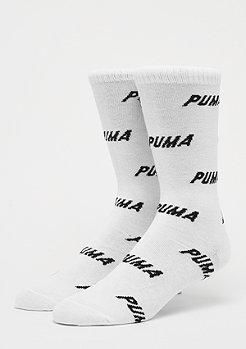 Puma All Over Logo 2P white/black
