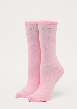 Puma Sock Crew 2P pink