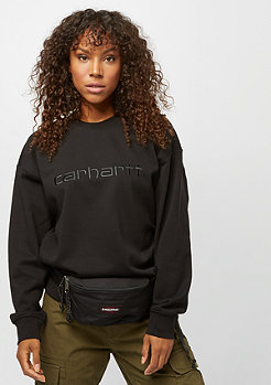 Carhartt WIP Carhartt Sweatshirt black/black