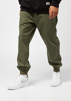 Carhartt WIP Madison rover green rinsed