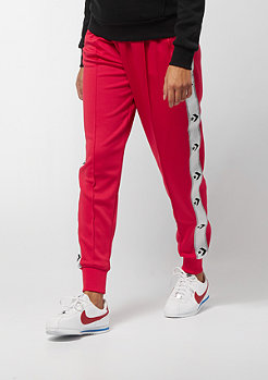 Converse Chevron Track Pant cherry red