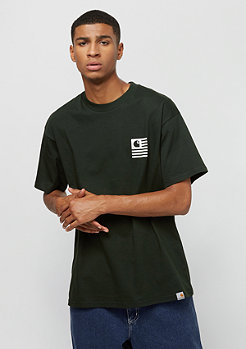 Carhartt WIP S/S State Sports loden