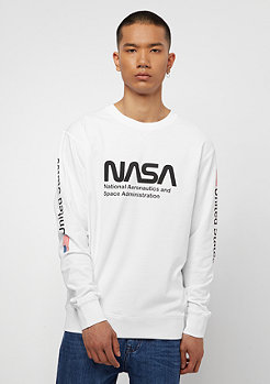 Mister Tee NASA US white