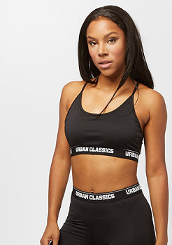 Urban Classics Sports Bra black