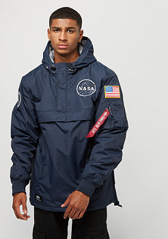 Alpha Industries NASA Anorak re. blue